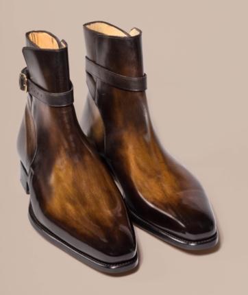 Jodhpur boots Altan Bottier