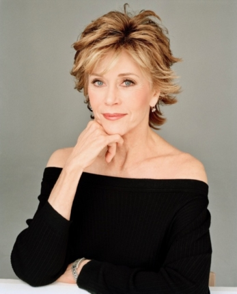 Being a lady Jane Fonda