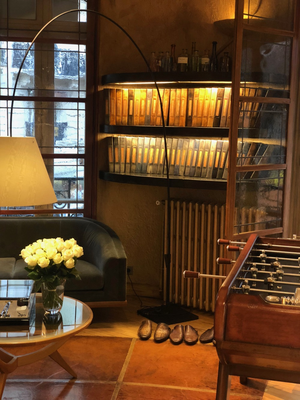 Boutique Berluti, 26 rue Marbeuf, Paris - photo ©classycolibri