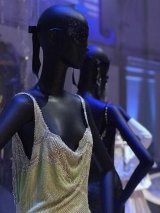Classy colibri on Christian Dior, couturier du rêve, Musée des Arts Décoratifs Paris