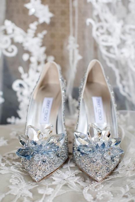 Jimmy Choo for Cinderella ©Disney