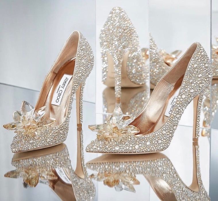 Cinderella Edit by Jimmy Choo