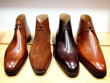 Chukka boots collection Crockett & Jones