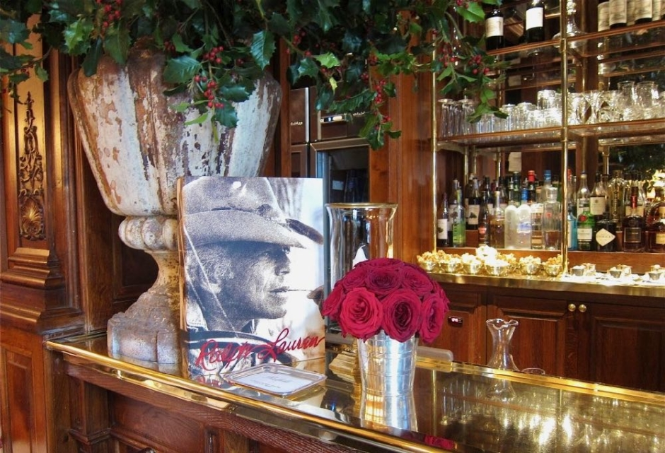 Restaurant Ralph's Paris | Boutique Ralph Lauren Paris, Saint-Germain